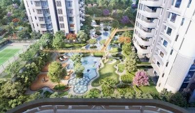 Gallery Cover Image of 1184 Sq.ft 2 BHK Apartment for buy in Lodha Bel Air, Jogeshwari West for 18900000