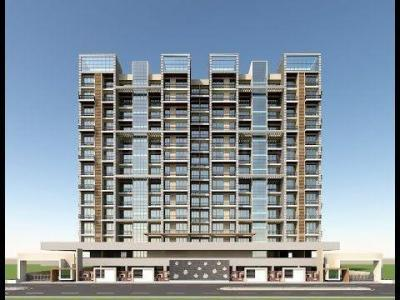 Gallery Cover Image of 1600 Sq.ft 3 BHK Apartment for buy in Today Grande Vista, Ulwe for 12000000