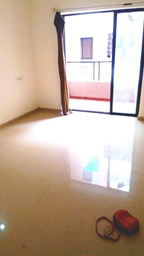 Living Room Image of 563 Sq.ft 1 BHK Apartment for rent in Wagholi for 8500