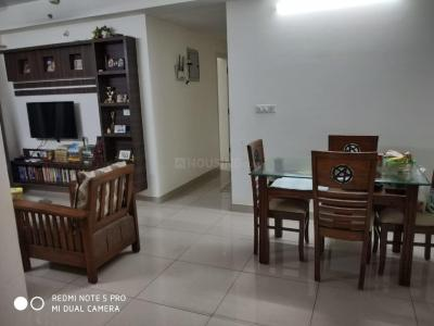 Gallery Cover Image of 1332 Sq.ft 3 BHK Apartment for rent in TATA Amantra Phase 2, Bhiwandi for 25000