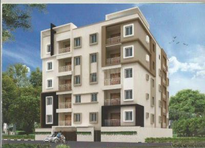 Gallery Cover Image of 1000 Sq.ft 2 BHK Apartment for buy in Vibhutipura for 4500000
