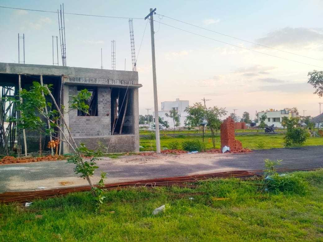 Building Image of 725 Sq.ft 2 BHK Independent House for buy in Varadharajapuram for 3313590