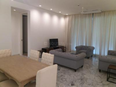 Gallery Cover Image of 1800 Sq.ft 3 BHK Apartment for rent in Raviraj Fortaleza Apartment, Kalyani Nagar for 50000