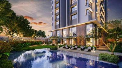 Gallery Cover Image of 716 Sq.ft 1 BHK Apartment for buy in Kalpataru Elegante, Kandivali East for 10100000