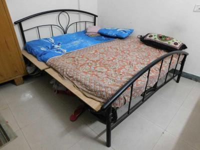 Bedroom Image of Khushi PG in Vaibhav Khand