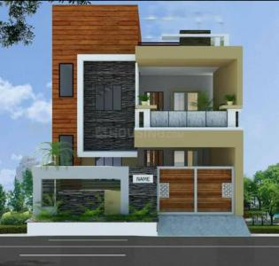 Gallery Cover Image of 1000 Sq.ft 3 BHK Independent House for buy in Barauda for 2090000