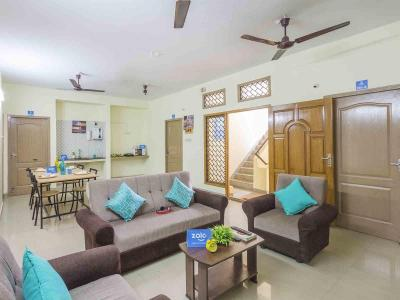 Living Room Image of Zolo Bella Casa in R. T. Nagar