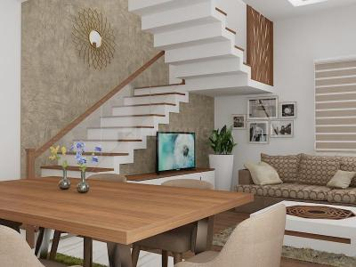 Gallery Cover Image of 2000 Sq.ft 3 BHK Villa for buy in Nellikunnu for 11500000