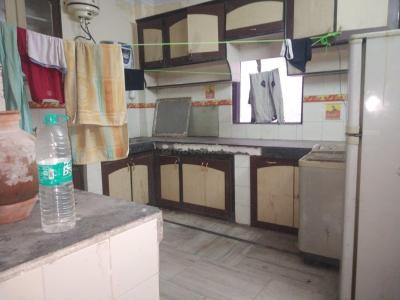 Kitchen Image of Dev PG in Laxmi Nagar