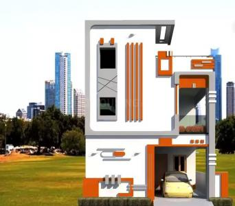 Gallery Cover Image of 1365 Sq.ft 2 BHK Villa for buy in Madambakkam for 5675000