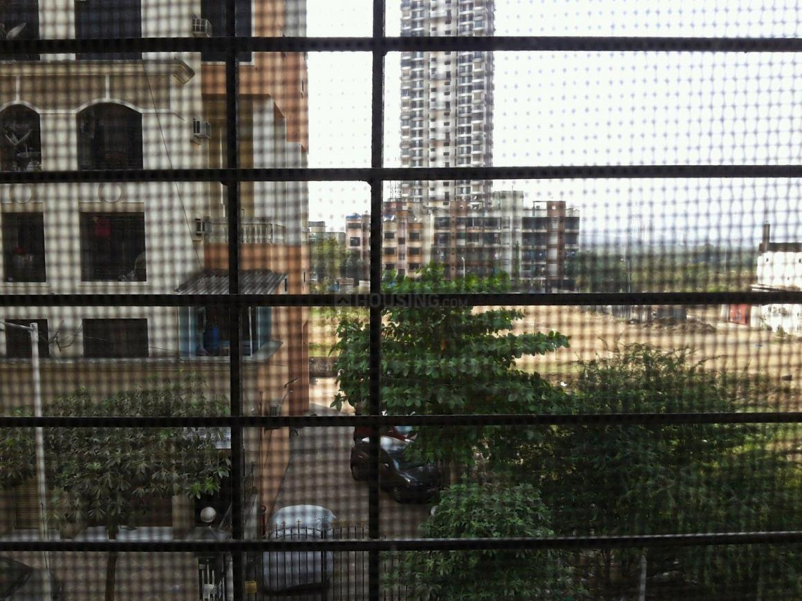 Living Room Image of 650 Sq.ft 1 BHK Apartment for buy in Airoli for 6500000