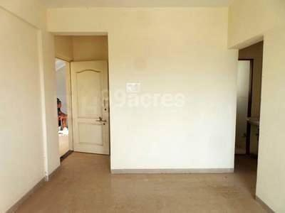 Gallery Cover Image of 464 Sq.ft 1 BHK Apartment for rent in Tirupati Balaji Nisarg, Shiraswadi for 3500