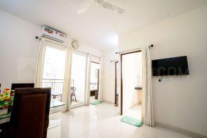 Gallery Cover Image of 1080 Sq.ft 2 BHK Independent Floor for buy in Arjunganj for 3200000