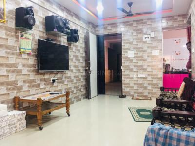 Gallery Cover Image of 690 Sq.ft 1 BHK Apartment for rent in Kharghar for 18000