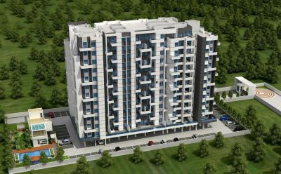 Gallery Cover Image of 653 Sq.ft 1 BHK Apartment for rent in Handewadi for 11000