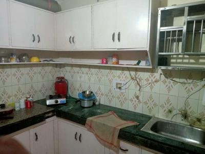 Kitchen Image of Vijay PG in Sheikh Sarai