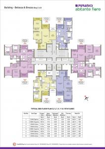 Gallery Cover Image of 960 Sq.ft 2 BHK Apartment for buy in Puraniks Abitante, Bavdhan for 5900000