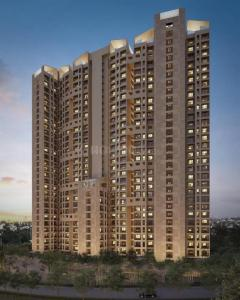 Gallery Cover Image of 609 Sq.ft 1 BHK Apartment for buy in Raunak Residency, Thane West for 5990000