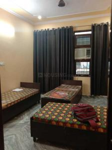 Bedroom Image of Om Sai PG in Palam Vihar Extension