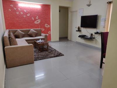 Gallery Cover Image of 965 Sq.ft 2 BHK Apartment for rent in Siddha Pines, Rajarhat for 25000