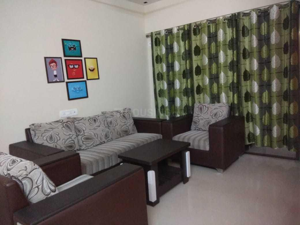 Living Room Image of Sree Shagun Green PG in Virar West