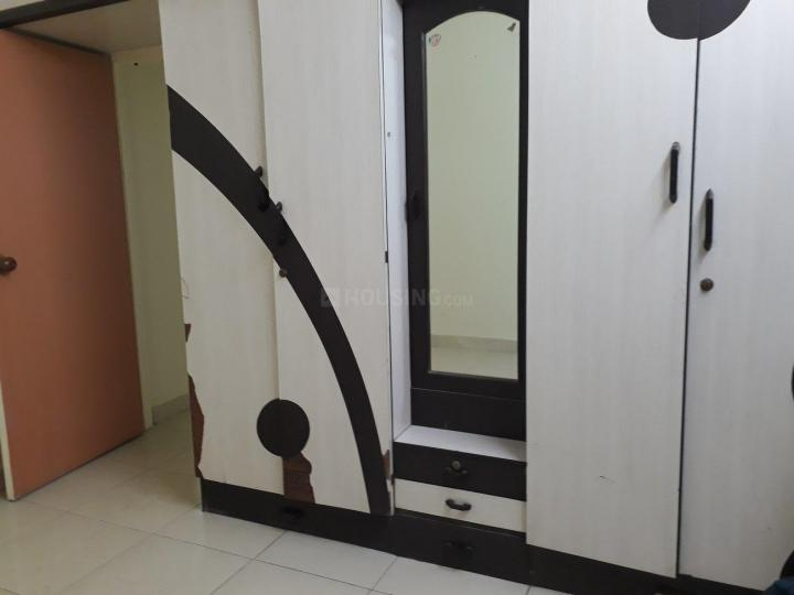 Bedroom Image of 620 Sq.ft 1 BHK Apartment for rent in Bibwewadi for 11000