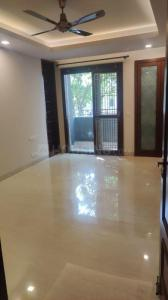 Gallery Cover Image of 1500 Sq.ft 3 BHK Independent Floor for rent in RWA Chittaranjan Park Block I, Chittaranjan Park for 45000