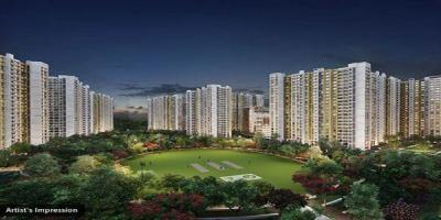 Gallery Cover Image of 520 Sq.ft 1 BHK Apartment for buy in Runwal Gardens Phase 3 Bldg No 27 28, Desale Pada for 3100000