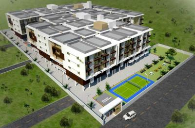 Gallery Cover Image of 1189 Sq.ft 2 BHK Apartment for buy in Nehru Nagar for 5291050