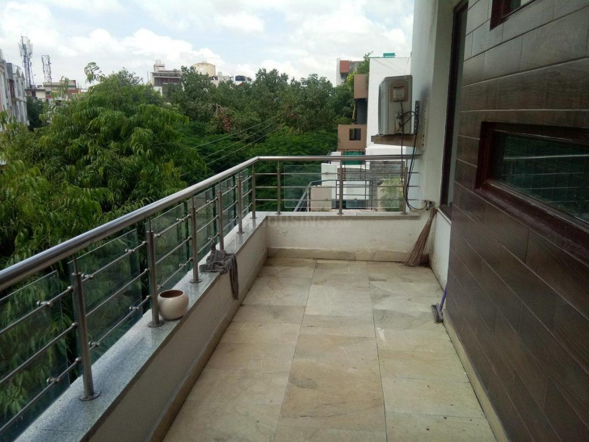 Living Room Image of 1935 Sq.ft 3 BHK Independent Floor for rent in Sushant Lok I for 45000