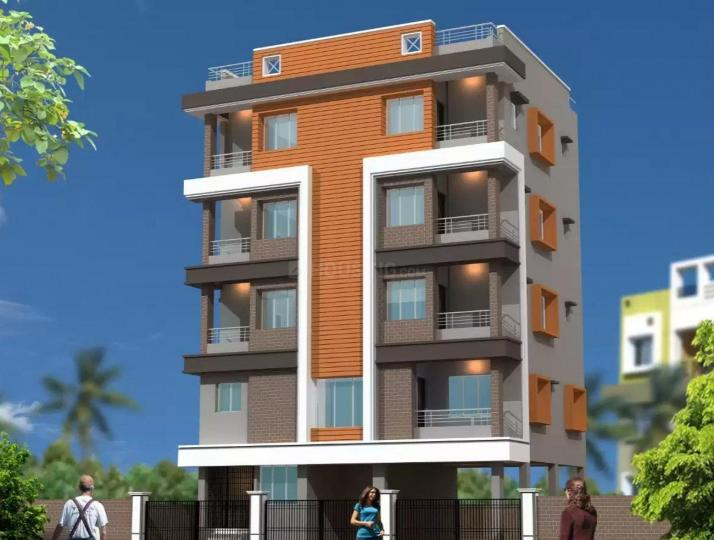 Building Image of 700 Sq.ft 2 BHK Apartment for buy in Regent Park for 3500000