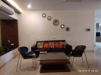 Gallery Cover Image of 2500 Sq.ft 3 BHK Apartment for rent in Banashankari for 140000