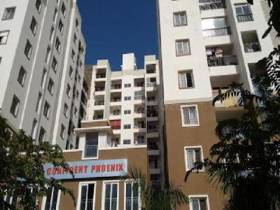 Gallery Cover Image of 1903 Sq.ft 3 BHK Apartment for rent in Confident Phoenix, Kasavanahalli for 28000