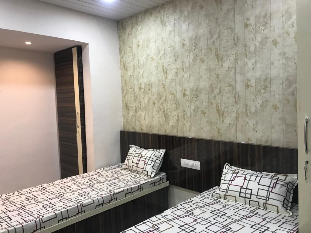 Bedroom Image of 1180 Sq.ft 2 BHK Apartment for buy in Belapur CBD for 15000000
