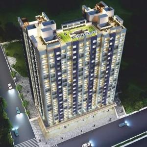 Gallery Cover Image of 710 Sq.ft 1 BHK Apartment for buy in Ornate Heights, Vasai East for 3371000