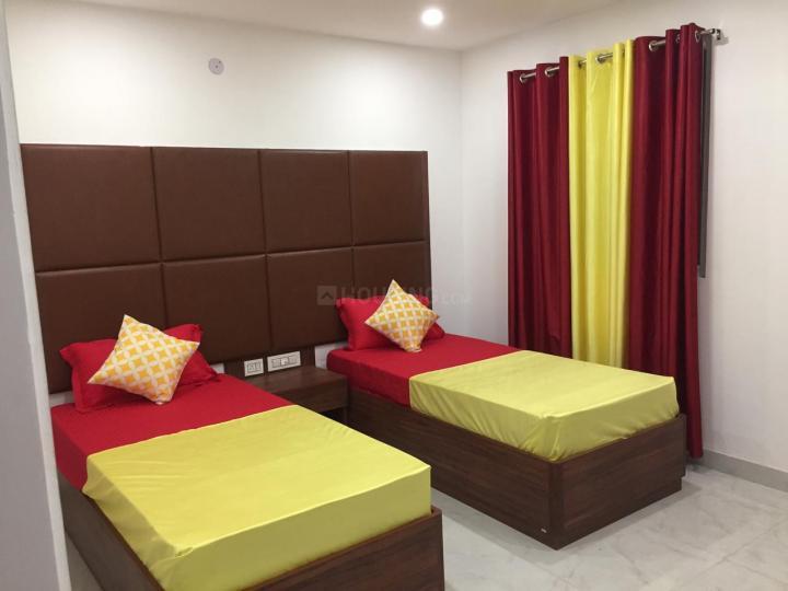 Bedroom Image of Hobo Hostal in Karol Bagh