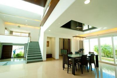 Gallery Cover Image of 2040 Sq.ft 3 BHK Villa for buy in Abhis Aloha, Hayathnagar for 12240000
