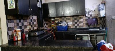 Kitchen Image of Stanza Life in Sector 2