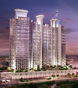 Gallery Cover Image of 1390 Sq.ft 2 BHK Apartment for rent in Kalyan West for 35000