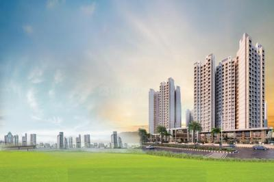 Gallery Cover Image of 1180 Sq.ft 3 BHK Apartment for buy in Sunteck Maxx World, Naigaon East for 5800000