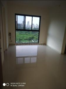 Gallery Cover Image of 575 Sq.ft 1 BHK Apartment for rent in Raunak Heights, Kasarvadavali, Thane West for 12003