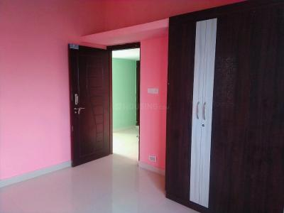 Gallery Cover Image of 1000 Sq.ft 2 BHK Independent Floor for rent in Sathnur Village for 12000