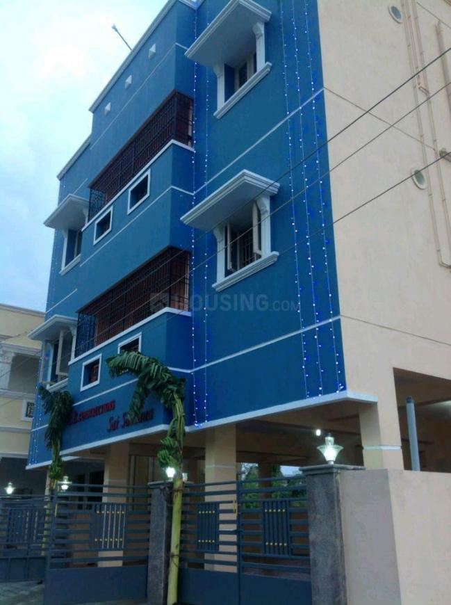 Building Image of 1040 Sq.ft 2 BHK Apartment for rent in Kolathur for 12000