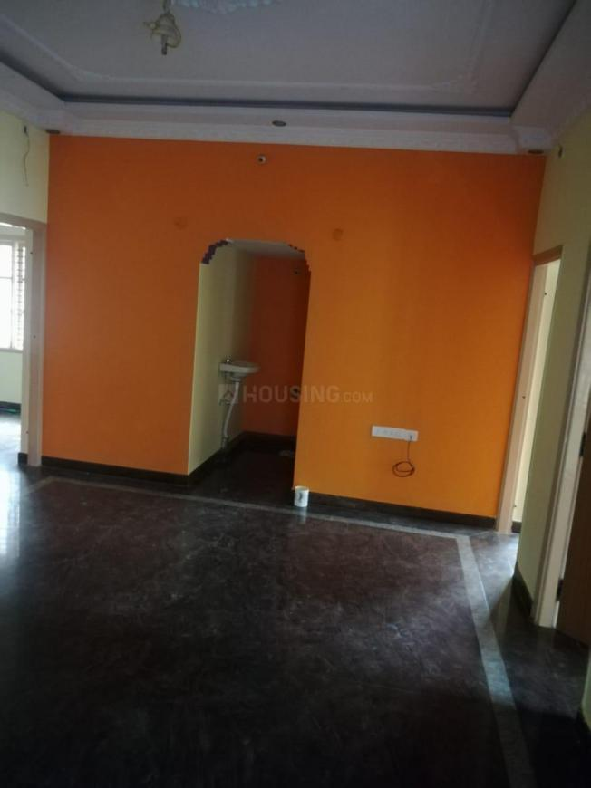 Living Room Image of 1200 Sq.ft 3 BHK Independent House for rent in Laggere for 13000