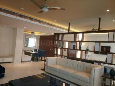 Gallery Cover Image of 1000 Sq.ft 3 BHK Apartment for rent in Tata Housing Avenida, New Town for 50000