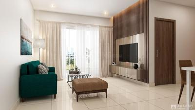 Gallery Cover Image of 1005 Sq.ft 2 BHK Apartment for buy in Adarsh Greens Phase 1, Kogilu for 4029000