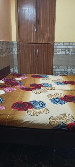 सेक्टर 66 में माँ विंध्यावासिनी पीजी के बेडरूम की तस्वीर