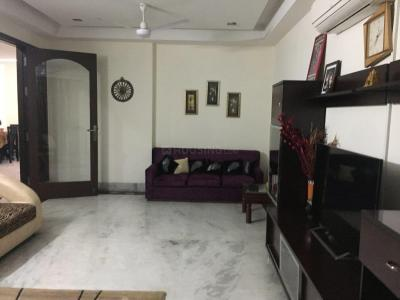Gallery Cover Image of 2700 Sq.ft 4 BHK Independent Floor for rent in Malviya Nagar for 70000
