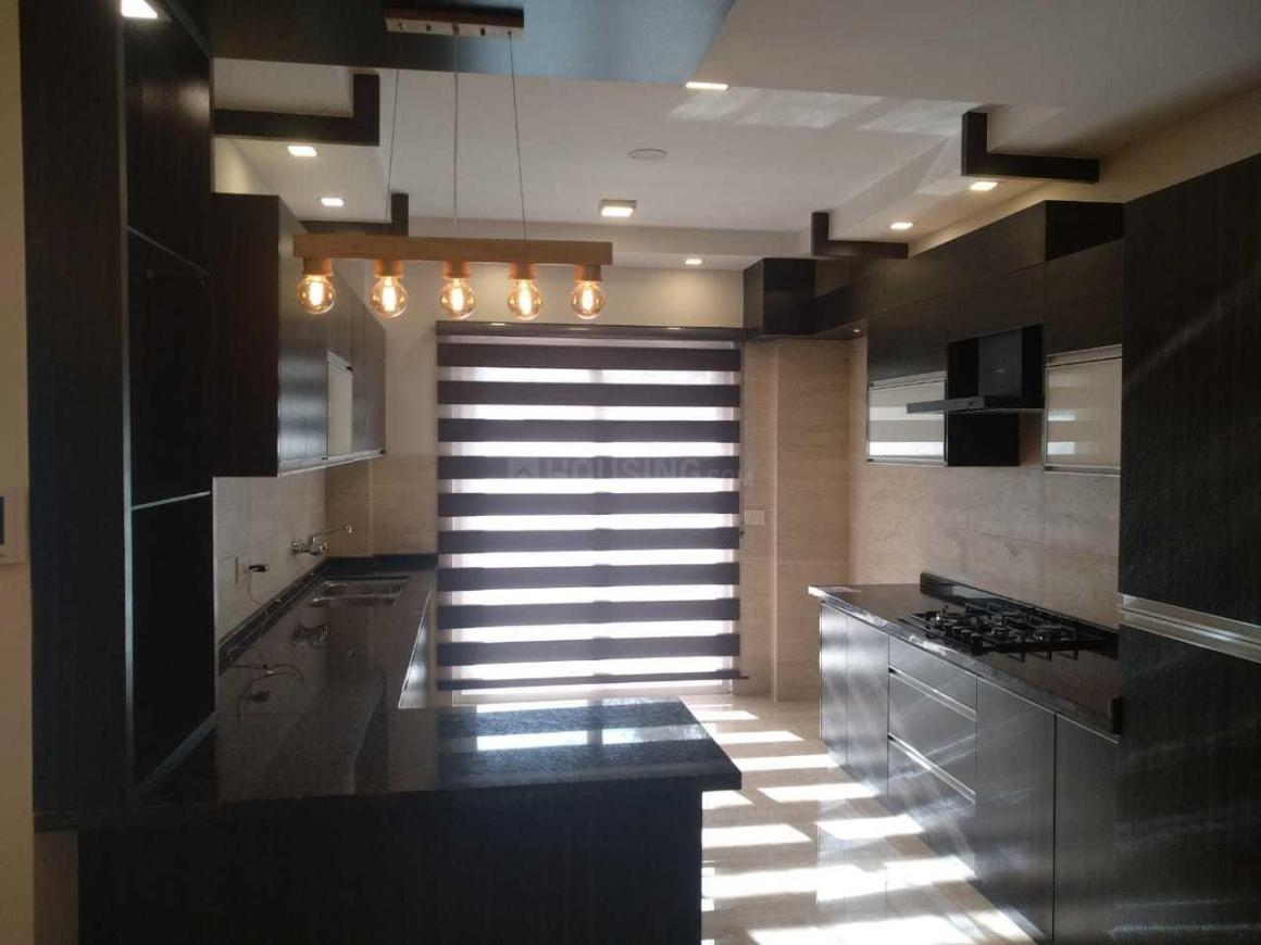 Kitchen Image of 3200 Sq.ft 3 BHK Independent House for buy in Sector 56 for 18000000