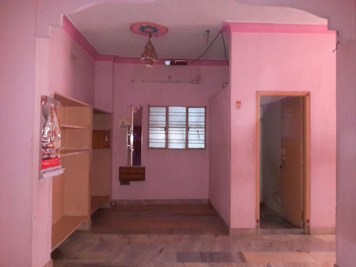 Living Room Image of 670 Sq.ft 1 BHK Apartment for buy in Amberpet for 1800000